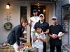 東大阪の「ユウガタマルシェ」が2周年 地場産野菜を直売、立ち飲みバルも